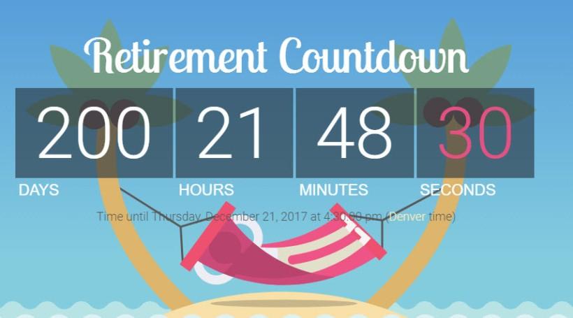 Countdown -29